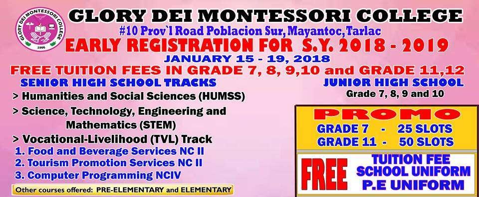 Glory Dei Montessori College