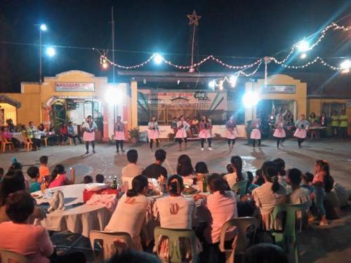 Barangay Baldios Christmas Ball 2016