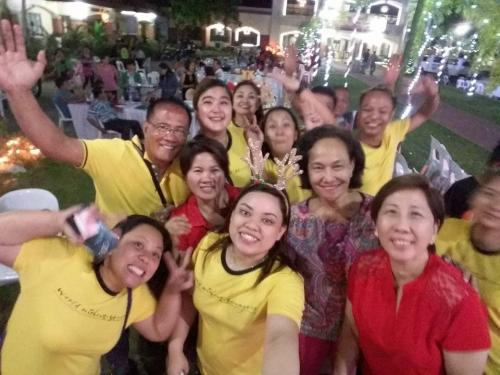 LGU - Christmas Party 2016 (Staff and Personnel)