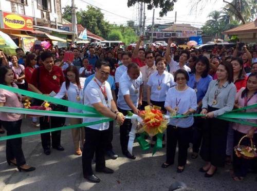 Opening Day of Education Week Celebration held @ Municipality of Moncada