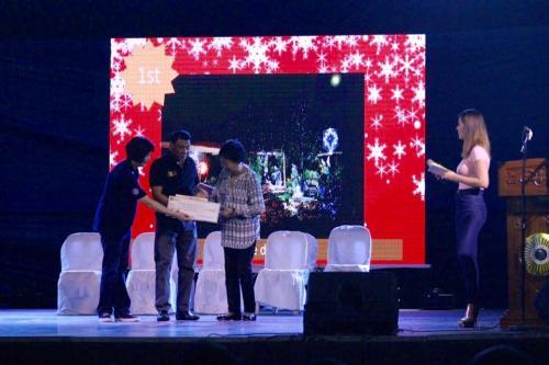 President Rodrigo R. Duterte graced Sunday the Awards Night