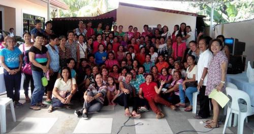 Santa Ignacia Livelihood Assistance for Women (SILAW) Christmas Party