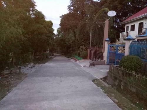 Tapos Napo ang Pagpapasemento ng kalsada sa Turod,Brgy.Poblacion East