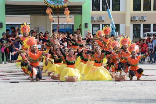 Tarlac Agricultural University (TAU) Street Dance 2016!