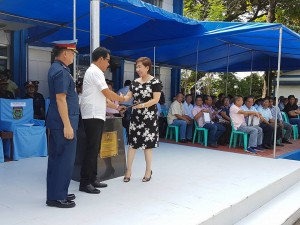 Congratulations Mayor Nora T. Modomo, for another award at the 116th PNP Anniversary celebration at Camp Macabulos, Tarlac (13)