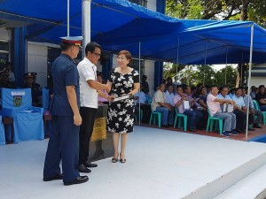 Congratulations Mayor Nora T. Modomo, for another award at the 116th PNP Anniversary celebration at Camp Macabulos, Tarlac (14)