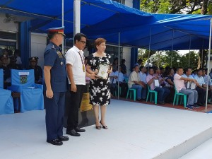 Congratulations Mayor Nora T. Modomo, for another award at the 116th PNP Anniversary celebration at Camp Macabulos, Tarlac (6)