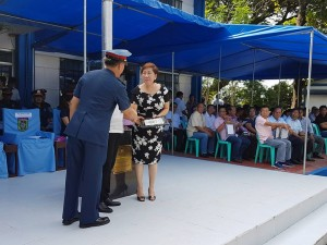 Congratulations Mayor Nora T. Modomo, for another award at the 116th PNP Anniversary celebration at Camp Macabulos, Tarlac (7)