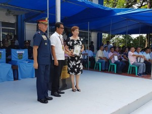 Congratulations Mayor Nora T. Modomo, for another award at the 116th PNP Anniversary celebration at Camp Macabulos, Tarlac (8)
