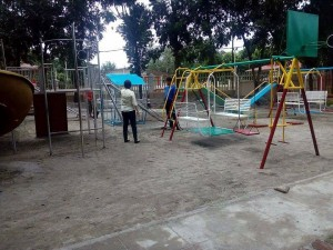 Construction of the Santa Ignacia Playground (5)
