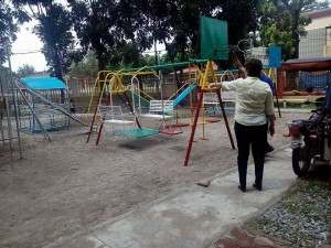 Construction of the Santa Ignacia Playground (6)
