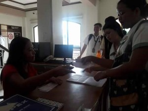 Distribution of 60  Salary of SPES (1ST Batch) Beneficiaries with PESO and DOLE at Santa Ignacia (2)