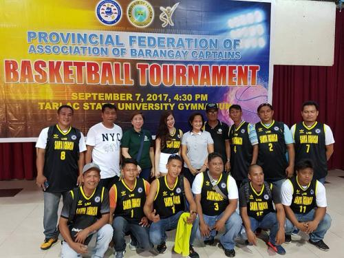 INTER TOWN BASKETBALL TOURNAMENT PROVINCE OF TARLAC  (1)