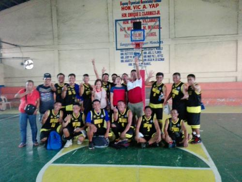 Inter Town Basketball Tournament Province of Tarlac (10)