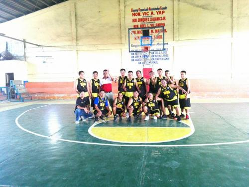 Inter Town Basketball Tournament Province of Tarlac (17)