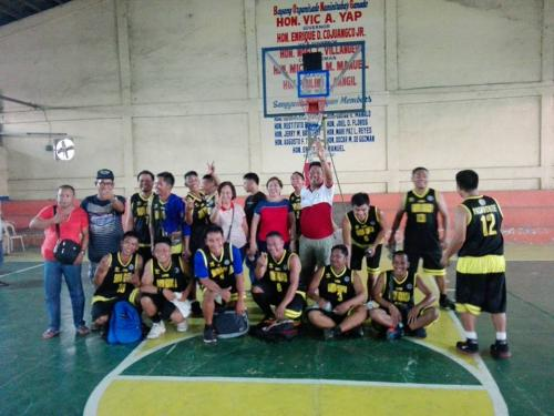 Inter Town Basketball Tournament Province of Tarlac (2)