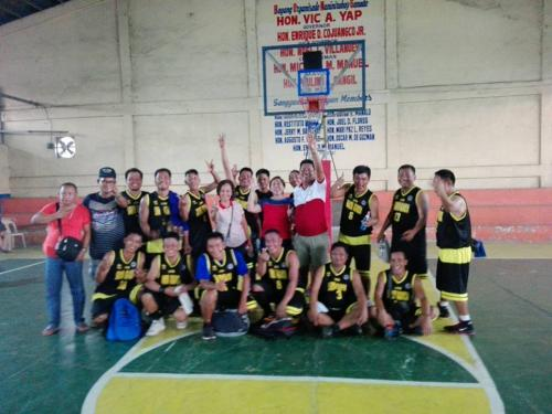 Inter Town Basketball Tournament Province of Tarlac (8)