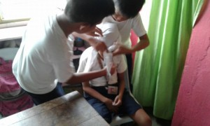 MDRRMO OF SANTA IGNACIA CONDUCT A EARTHQUAKE DRILL @ VARGAS ELEM SCHOOL (13)