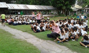 MDRRMO OF SANTA IGNACIA CONDUCT A EARTHQUAKE DRILL @ VARGAS ELEM SCHOOL (2)