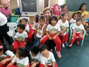 Nutrition Month at the National Child Development Center (2)