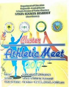 Opening Ceremonies ng Cluster 1 Athletic Meet  (1)