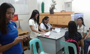 Payment of 60 salaries of twenty 1st batch SPES beneficiaries deployed in different offices here in LGU Santa Ignacia (2)