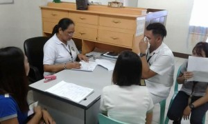 Payment of 60 salaries of twenty 1st batch SPES beneficiaries deployed in different offices here in LGU Santa Ignacia (3)