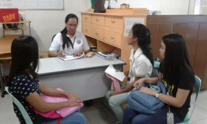 Payment of 60 salaries of twenty 1st batch SPES beneficiaries deployed in different offices here in LGU Santa Ignacia (4)