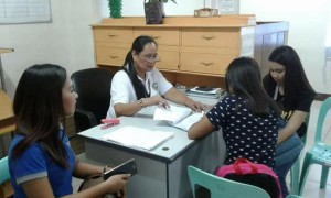 Payment of 60 salaries of twenty 1st batch SPES beneficiaries deployed in different offices here in LGU Santa Ignacia (5)