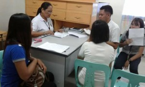 Payment of 60 salaries of twenty 1st batch SPES beneficiaries deployed in different offices here in LGU Santa Ignacia (6)