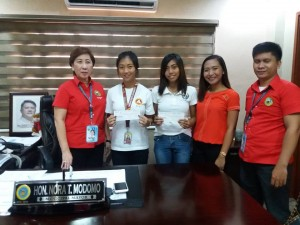SPES Distribution of checks to batch 2, 3 and 4 (60  salary Dole Counter-Part)  (2)