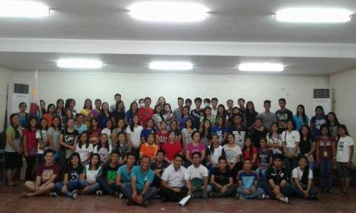 An Orientation to the beneficiaries and guardians of Special Program for the Employment of Students (SPES) Project (18)