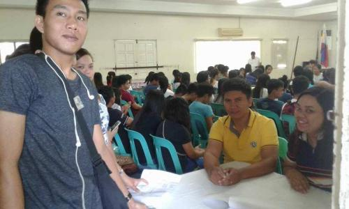 An Orientation to the beneficiaries and guardians of Special Program for the Employment of Students (SPES) Project (20)