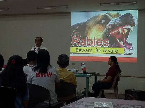 Anti-Rabies Awareness  Campaign  (1)