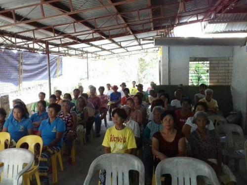 Brgy. Calipayan -  Brgy. Assembly Meeting  (1)
