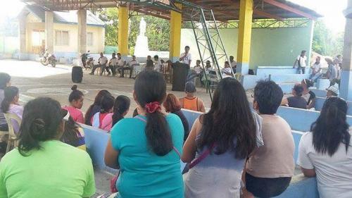 Brgy. Calipayan -  Brgy. Assembly Meeting  (4)