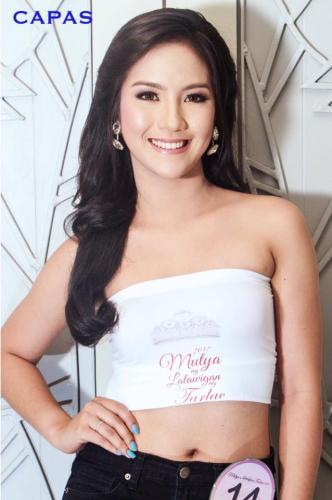Capas - Candidates of Mutya ng Lalawigan ng Tarlac 2017
