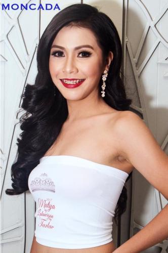 Moncada - Candidates of Mutya ng Lalawigan ng Tarlac 2017