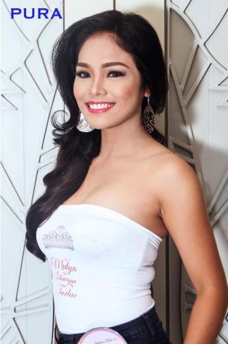 Pura - Candidates of Mutya ng Lalawigan ng Tarlac 2017