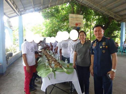 Closing Ceremony of the 6th Batch Reformist of Santa Ignacia Bahay Pagbabago Reformation Center @ Brgy. San Francisco (1)