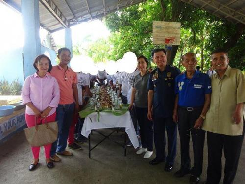 Closing Ceremony of the 6th Batch Reformist of Santa Ignacia Bahay Pagbabago Reformation Center @ Brgy. San Francisco (3)