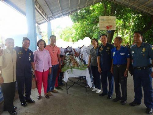 Closing Ceremony of the 6th Batch Reformist of Santa Ignacia Bahay Pagbabago Reformation Center @ Brgy. San Francisco (4)