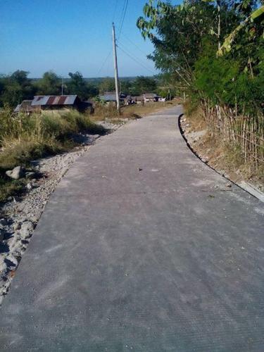 Concreting of Brgy. Road Purok 5 Sitio Bakayaw, CALIPAYAN