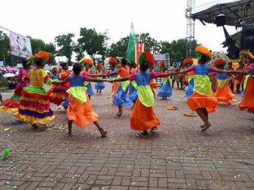 Delegado ng Santa Ignacia sa 1st KanLahi Festival Street Dancing Competition (1)