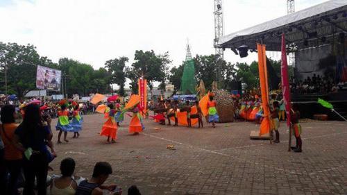 Delegado ng Santa Ignacia sa 1st KanLahi Festival Street Dancing Competition (2)