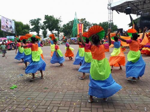 Delegado ng Santa Ignacia sa 1st KanLahi Festival Street Dancing Competition (7)