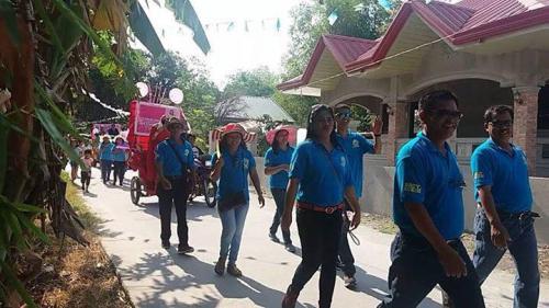 Fiesta ng Brgy. Macaguing na may temang PAGKAKAISA Daan sa Maunlad na Kinabukan  (3)