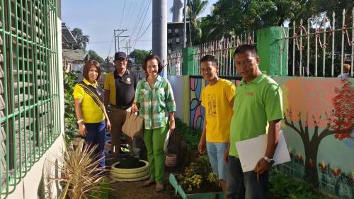 Garden Visitation at  San Vicente Elementary School (2)