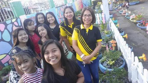 Garden Visitation at  San Vicente Elementary School (3)