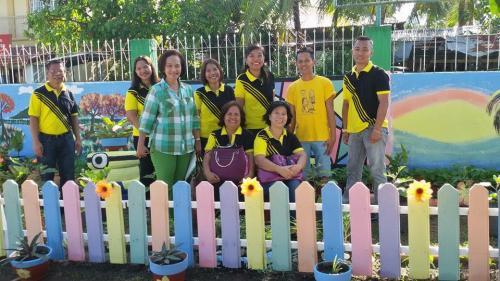 Garden Visitation at  San Vicente Elementary School (4)